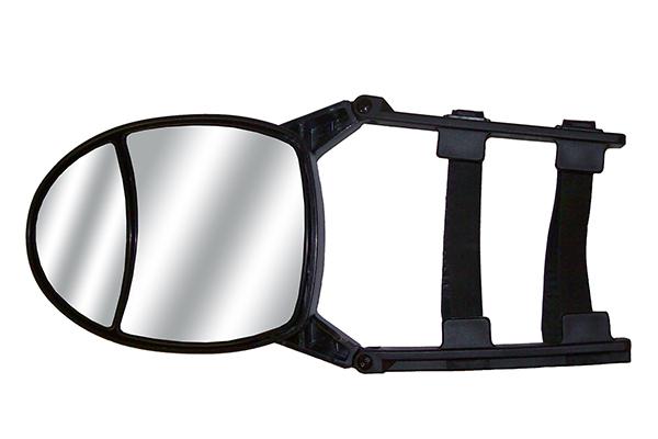 cipa dual view clip on towing mirror