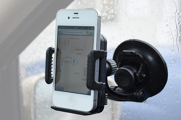 CommuteMate Cell Phone Window Suction Cup Mount p7770