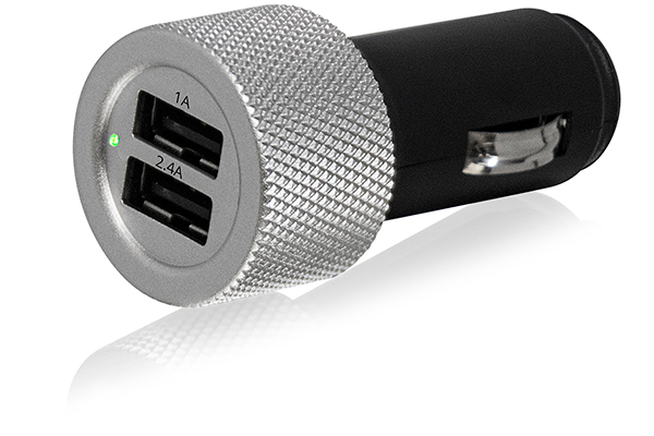 bracketron bulletcharger usb car charger