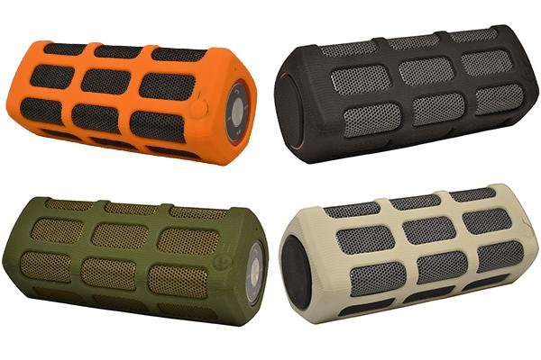 pod portable bluetooth speaker