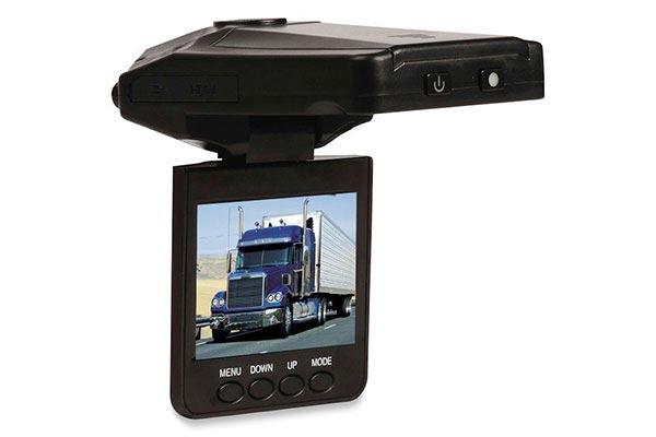 Top Dawg Premium Night Vision DVR Dash Cam