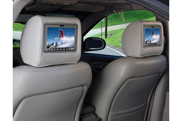 Vizualogic RoadTrip Custom Headrest Monitors - Custom Car Headrest Monitors