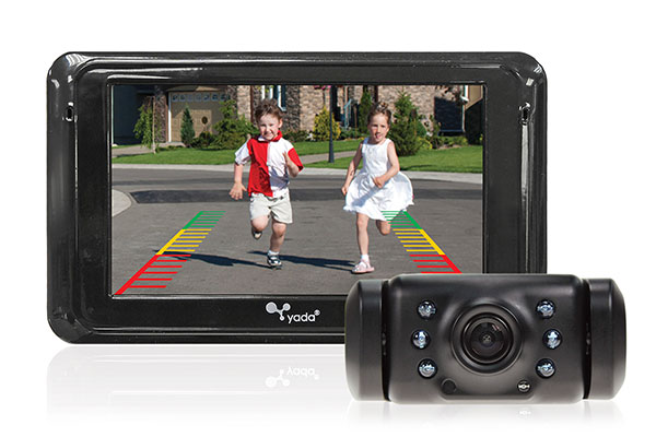 yada backup camera expandable system