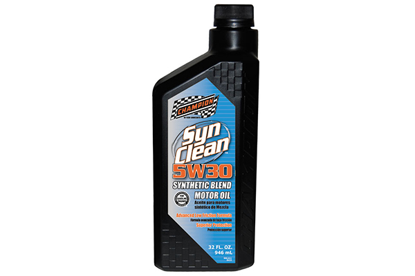 Champion syn clean motor oil best price on champion synthetic blend engine oils Best price on motor oil