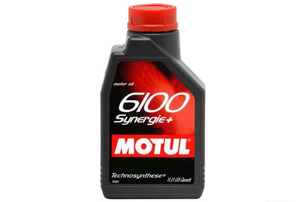 motul 6100 synthetic blend engine oil
