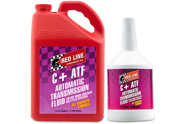 red line c plus automatic transmission fluid