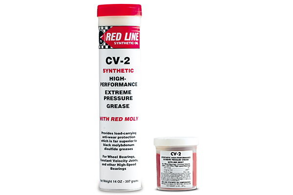 red line cv 2 grease