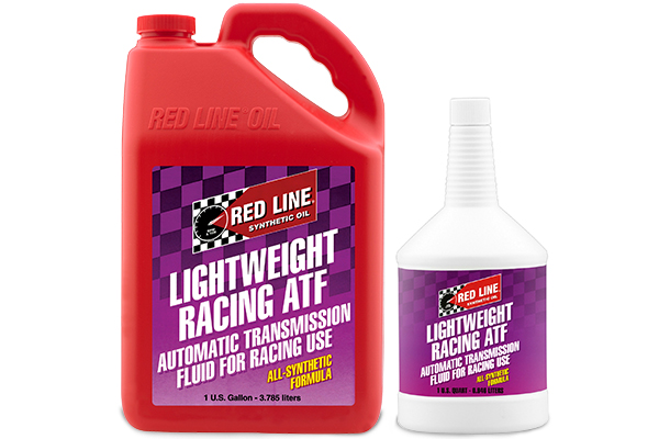 red line lightweight racing automatic transmission fluid