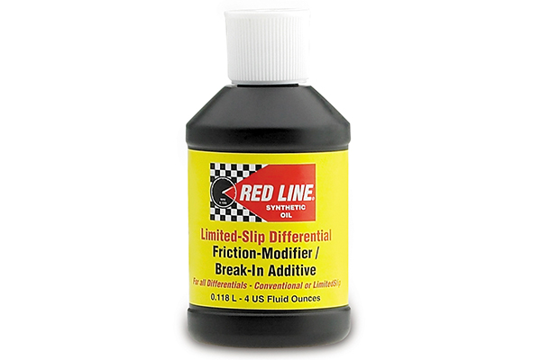 red line limited slip friction modifier