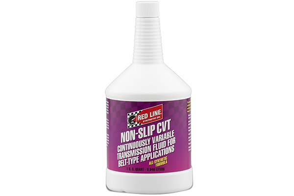 red line non slip cvt transmission fluid