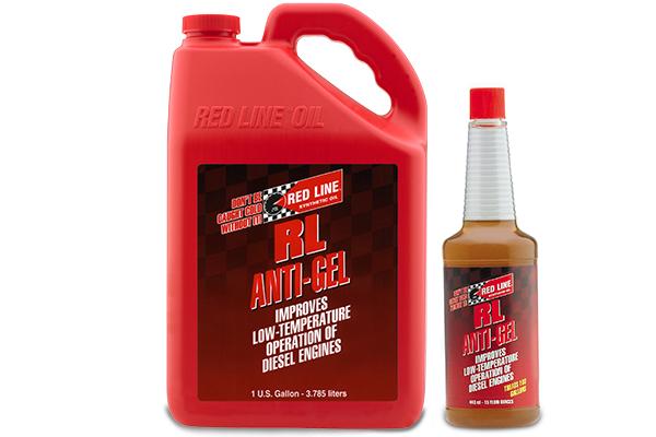 red line rl anti gel diesel fuel additive