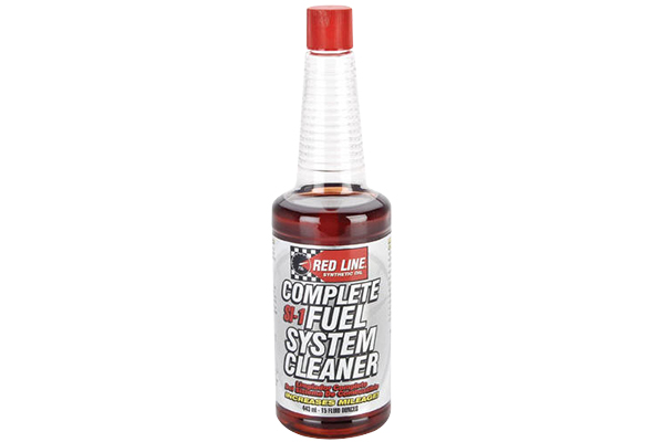 red line si 1 complete fuel system cleaner
