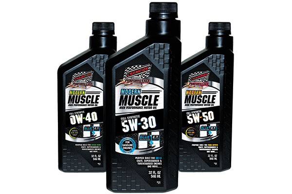 Champion Modern Muscle Synthetic Motor Oil