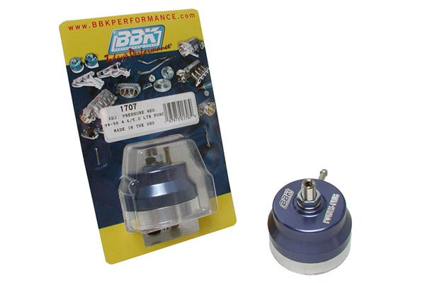 Image of BBK Fuel Pressure Regulators, BBK - Fuel Systems - Fuel Pumps