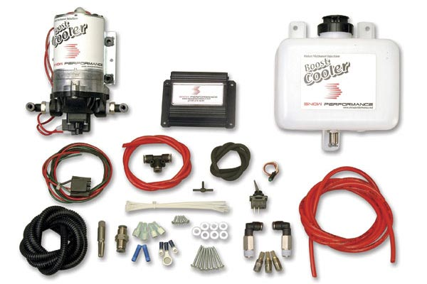 2000 Chevy C/K 2500 Snow Performance Water/Methanol Injection Boost Cooler 4184-115-2698-2000