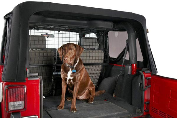 Bestop Pet Barrier For Jeeps Free Shipping On Besttop Jeep