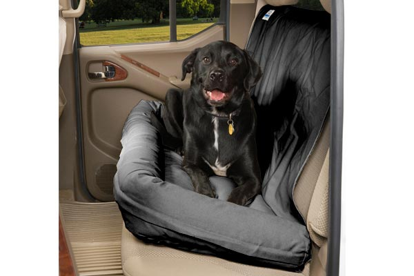 Canine Covers Back Seat Dog Bed