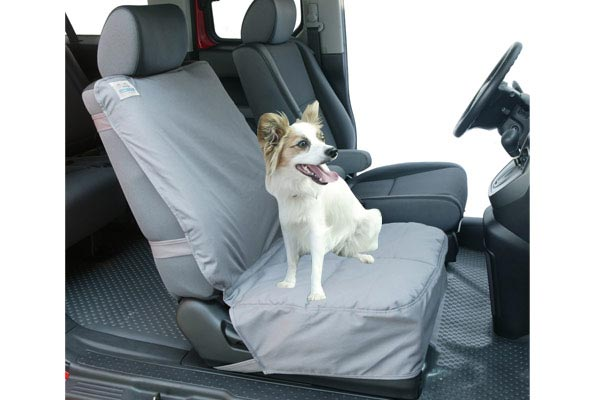 canine covers semi custom canvas bucket seat cover