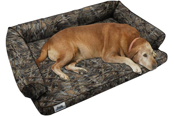 canine covers true timber camo ultimate dog bed