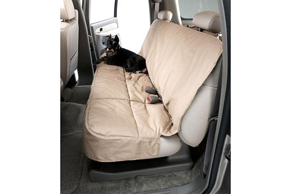 2010 BMW 6-Series Canine Covers Semi-Custom Canvas Covers