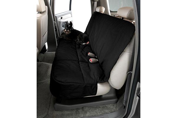 canine semi custom black