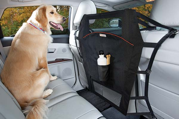 kurgo backseat pet barrier hero