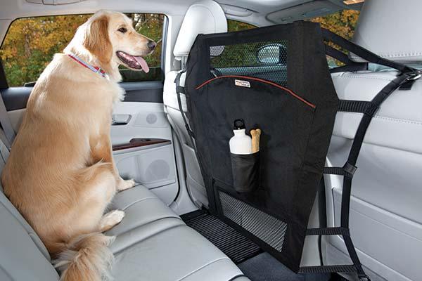 kurgo backseat pet barrier hero