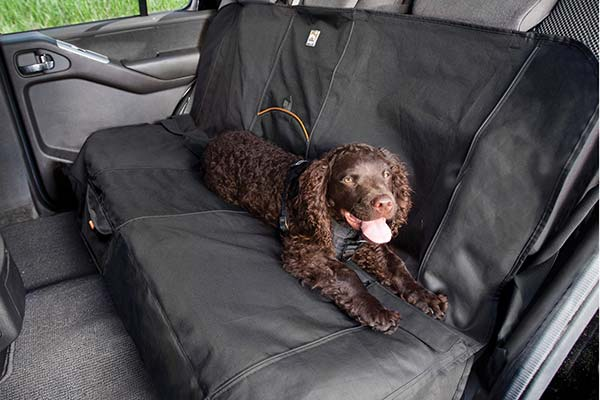 kurgo bench seat cover hero
