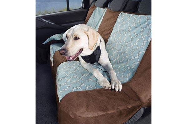 Kurgo Portsmouth Bench Dog Car Seat Cover