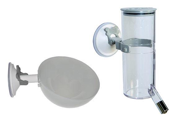 portablepet attachabowl attachadrink combo kit