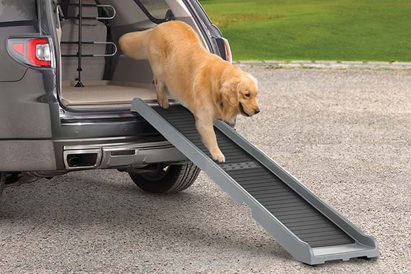 Weathertech Folding Pet Ramp Make Pet Access Easy Free Shipping