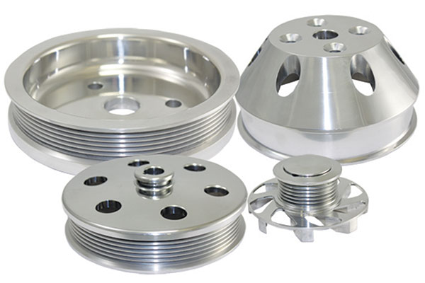 tru xp performance serpentine conversion pulley kits