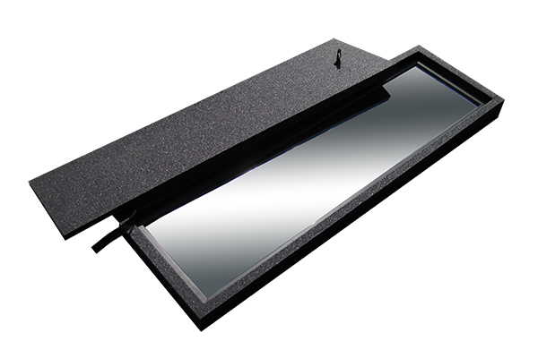 race ramps show mirror