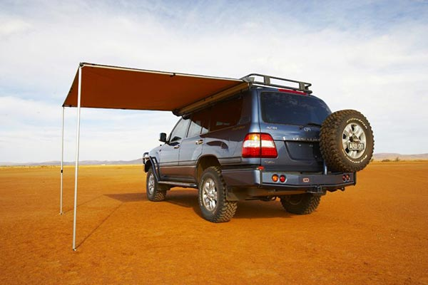 Arb Awning Bring Shade Along Wherever You Roam