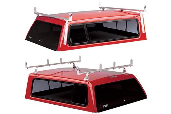 hauler racks overhead cap rack