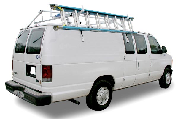 hauler racks van rack drop down accessory