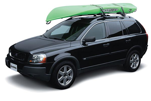 Kayak Roof Rack For Cars Without Rails