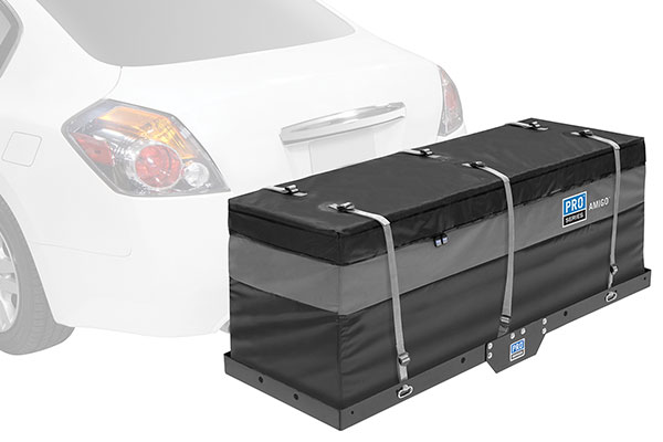 pro series amigo hitch cargo carrier bag