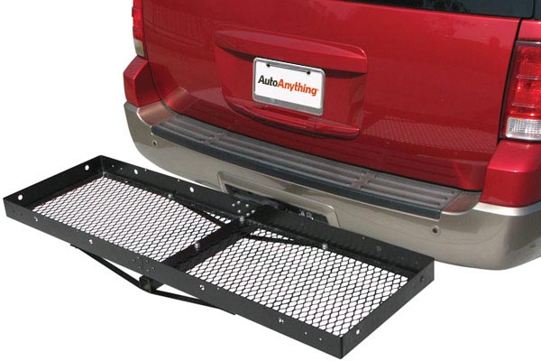 promaxx hitch mounted cargo carriers
