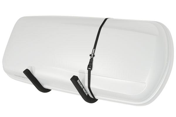 rhino rack cargo box and kayak wall hangers