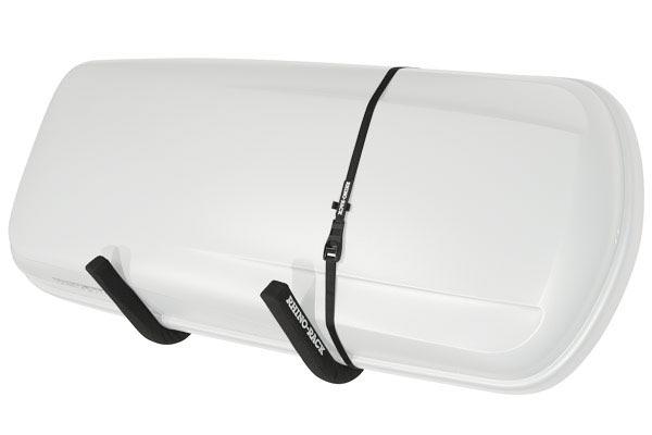 rhino rack cargo box and kayak wall hangers