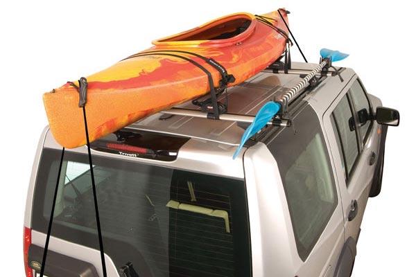 rhino rack explorer kayak and canoe carrier