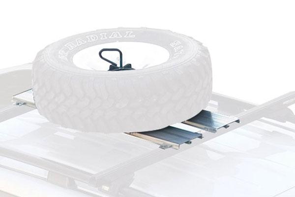 rhino rack platform spare tire carrier