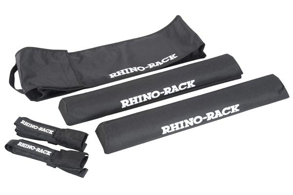 rhino rack roof rack foam wrap pads