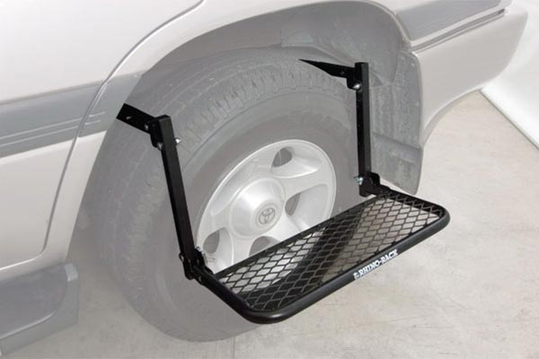 rhino rack wheel step