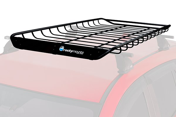 rockymounts 14er cargo cage roof mount basket