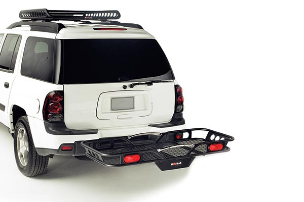 rola hitch mounted cargo carriers