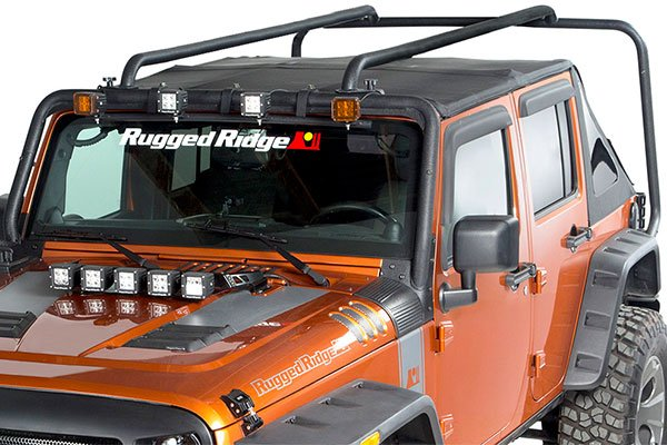 rugged ridge sherpa roof rack