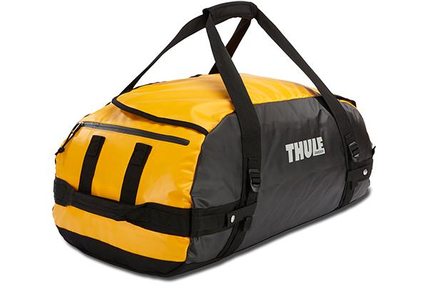 thule chasm duffle bag  working
