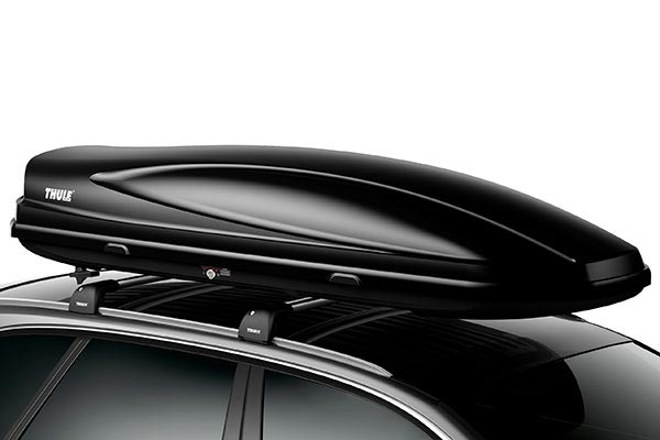 Thule Force Cargo Box Ave Now Free Shipping